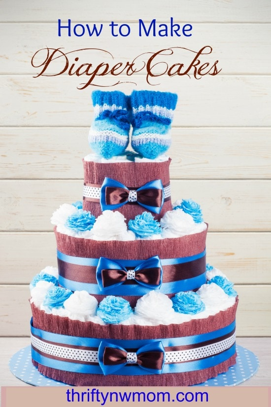 frugal baby shower gift  how to make a diaper cake for cheap, Baby shower invitation