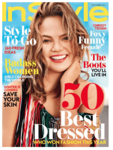 In Style Magazine Subscriptions
