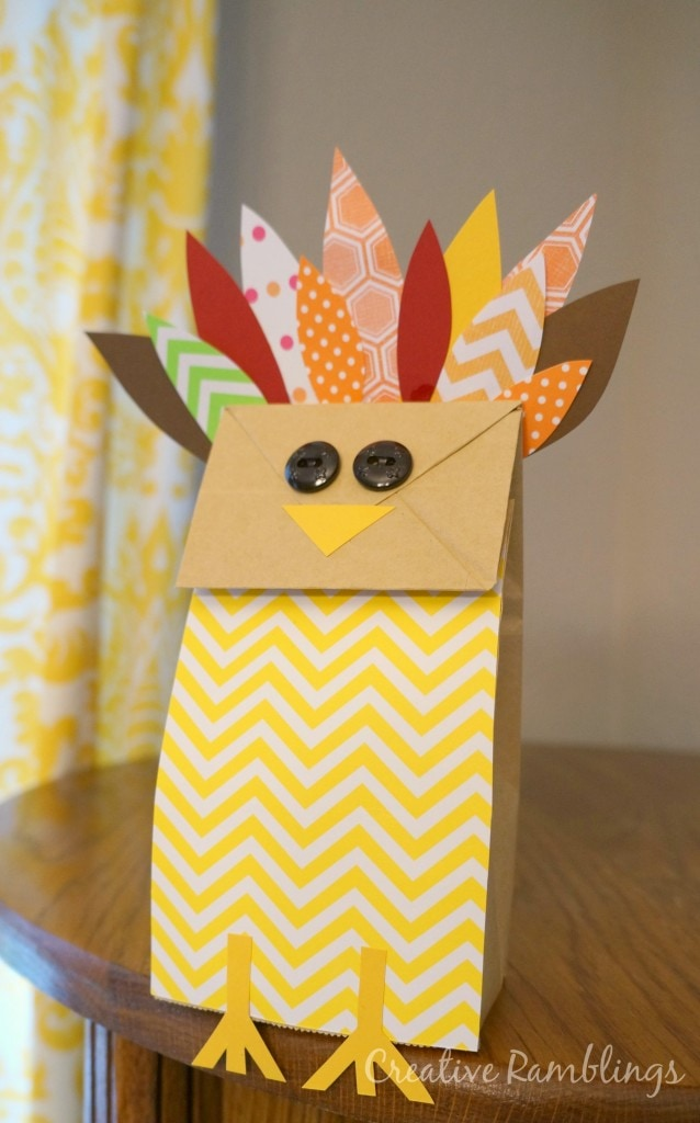 Paperbag Turkey