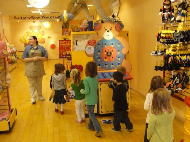 history of build a bear Attention parents and grandparents: the build-a-bear experience is about to get  a lot less expensive - at least for one day.