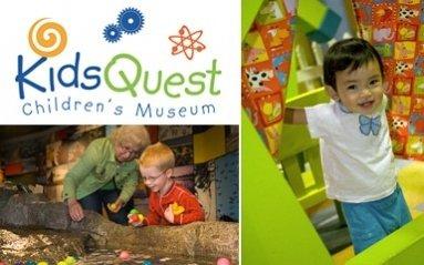 Kids Quest Children's Museum – $42 – Family Membership