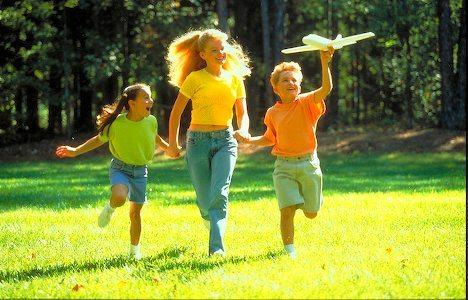 Summer Frugal Family Fun