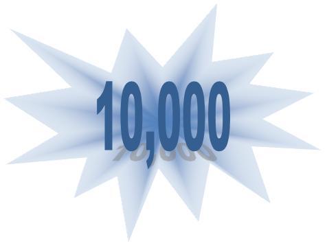 10,000 Facebook Fan Giveaway – $300 One Kings Lane Credit, Amazon Kindle, & $50 Amazon Gift Card