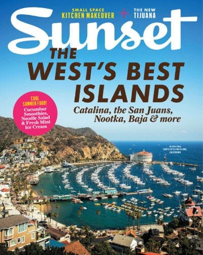 Sunset Magazine Subscription Deal – 1 year subscription for $9.95 or 2 yr for $8.48/yr