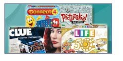New Hasbro Game Coupons