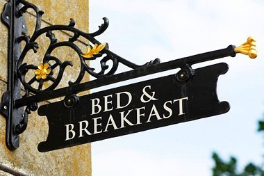 Free stay at Bed & Breakfast for Military – Wednesday November 10th