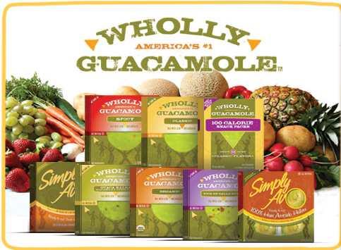 Wholly Guacamole  – $4 off Printable Coupon
