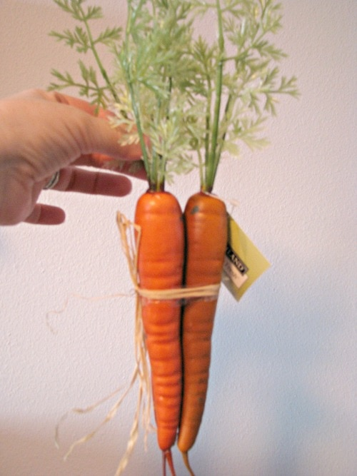 Carrots for Snowman in a Bag Kit