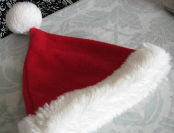 Santa Hat for Snowman Kit