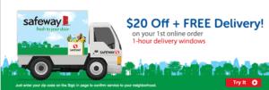 Safeway.com Delivery