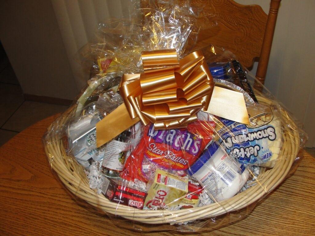 Cool Whip Baking Basket Giveaway