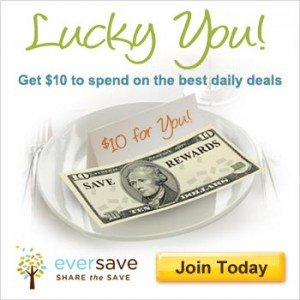 $10 Credit to New and Existing Customers at Eversave