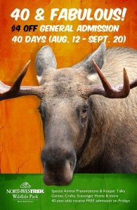 Northwest Trek – $4 off Admission & More Special Offers!