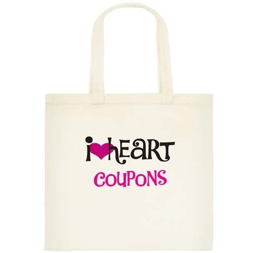 Vistaprint – Personalized Tote Bag for $2 + shipping = $6.41