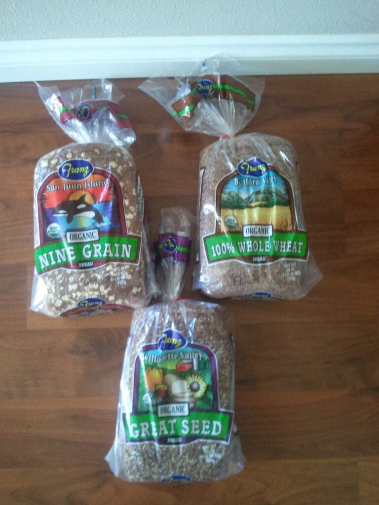 Franz Organic Products – Review & Giveaway for Free Franz Product Coupons