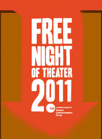 Annual Free Night of Theater – National Event