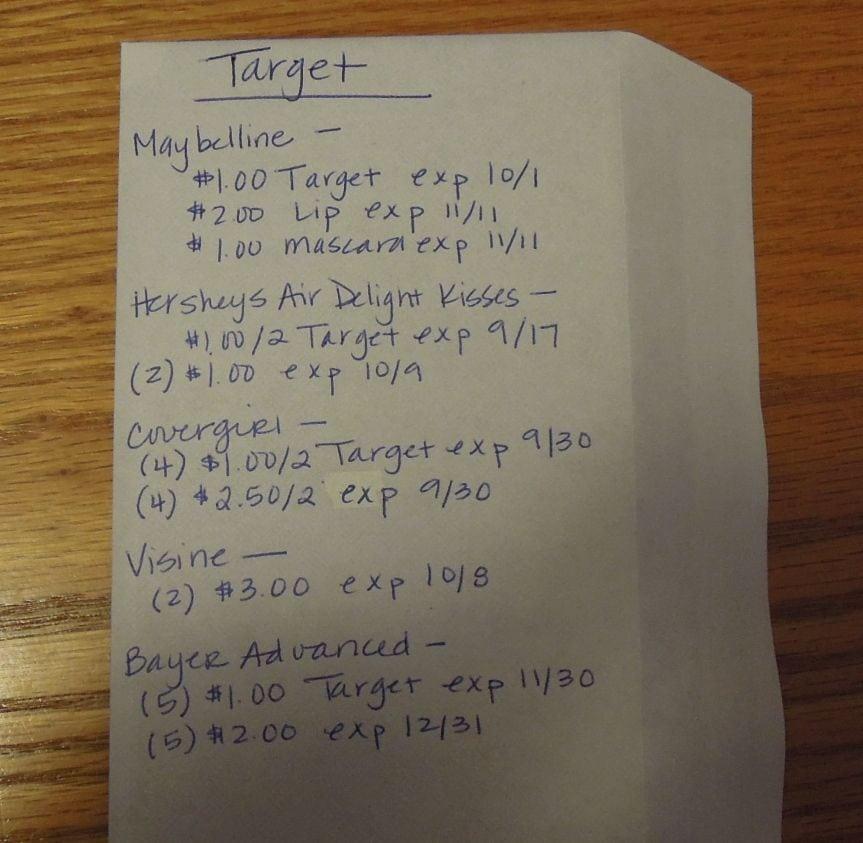 Target Tips & Tricks