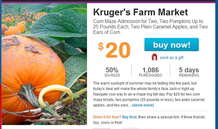 Daily Deal Round-Up for October 4th – US Weekly, Pumpkin Patches & More