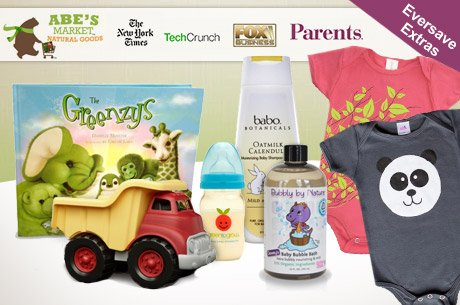 Abe's Market – $25 for $50 worth of all-natural products today on Eversave