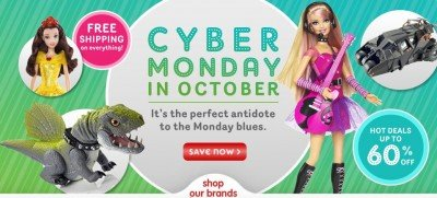 Mattel – Up to 60% Off with FREE shipping + additional 15% off