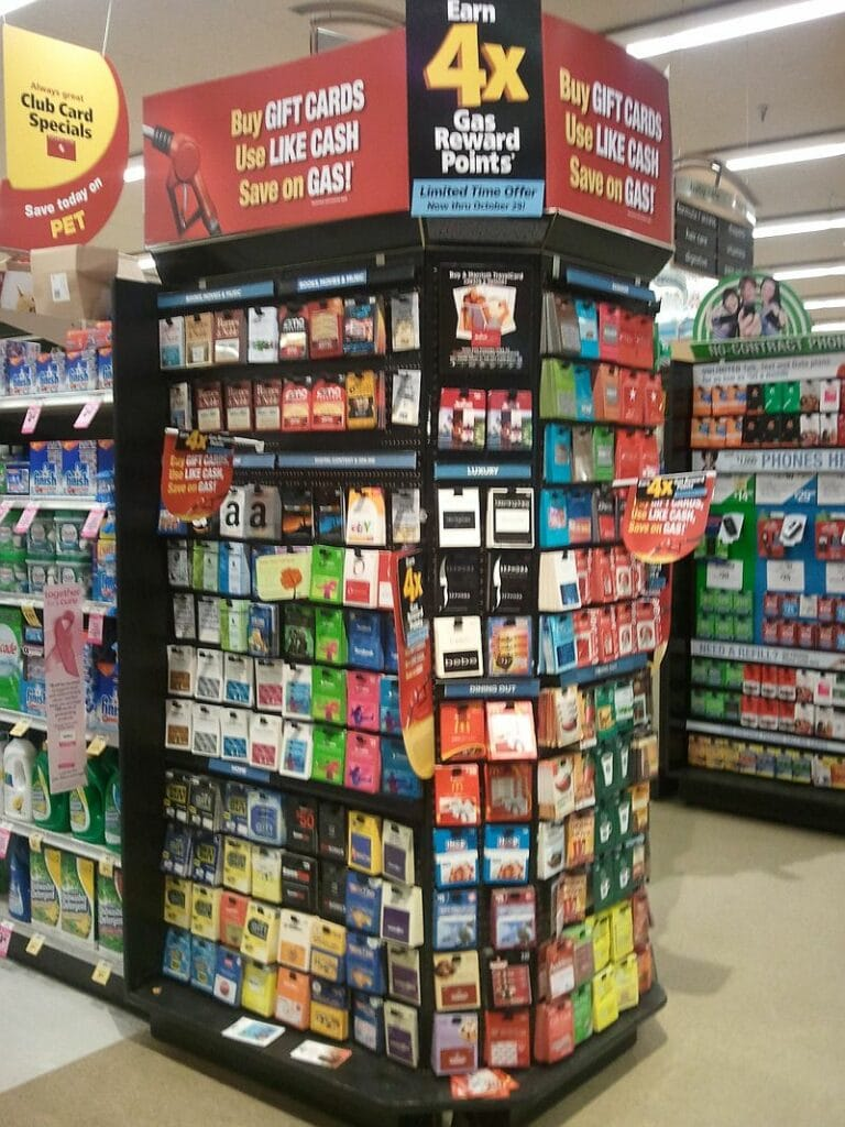 Safeway – Earn Fuel Discounts on Gift Card Purchases + $50 Safeway Gift Card Giveaway!