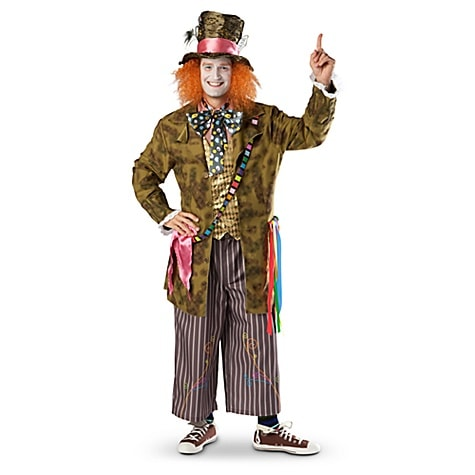 Mad hatter clothing store