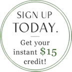 Free $15 Credit for One Kings Lane