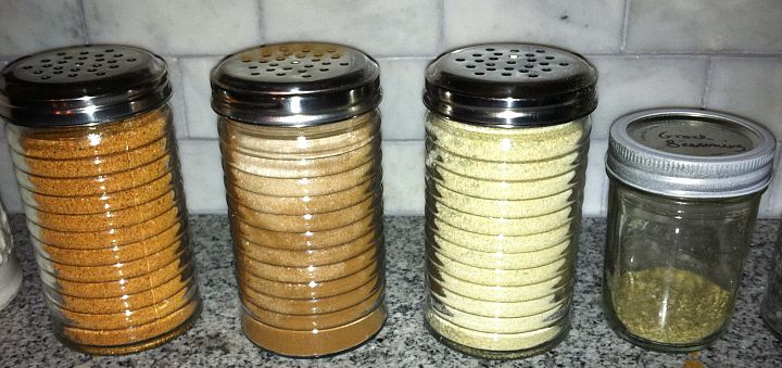 Make your Own Spice and Seasoning Mixes