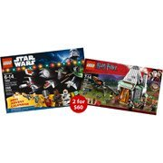 Lego Value Bundles at Walmart.com as low as Two for $20 with FREE or $0.97 Shipping