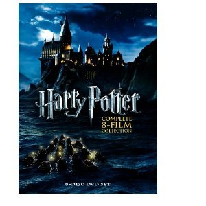 Harry Potter Complete 8 Film Collection On Bluray