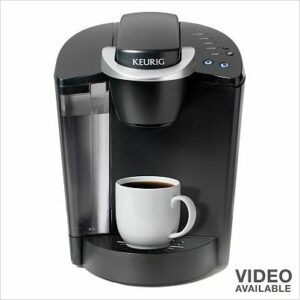 Keurig One Cup Coffee Maker Kohls : Keurig Elite Coffee Brewer only USD 71.39 at Kohl s - Thrifty NW Mom