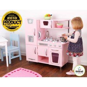 Kidkraft Vintage Play Kitchen – $99 + Free Site to Store Shipping