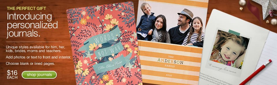 $25 credit towards a $30 minimum purchase at Minted