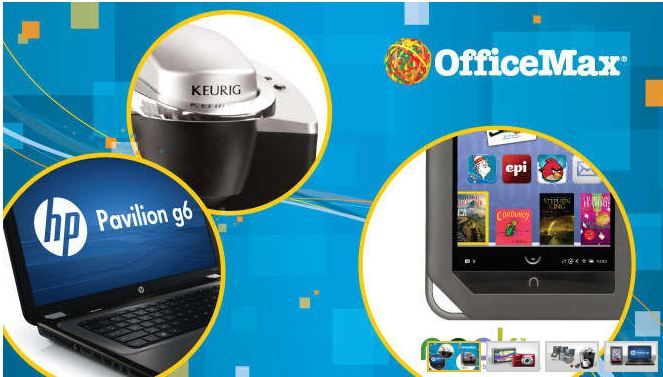 Living Social: $20 to Spend at Office Max for $10