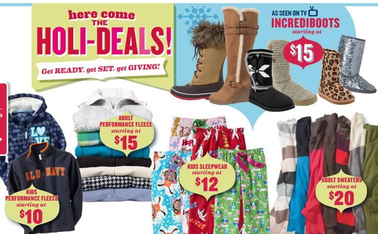 TODAY ONLY – Save an Extra 35% on your Old Navy purchase