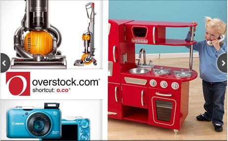 Eversave: Get $20 to spend at Overstock.com for only $10