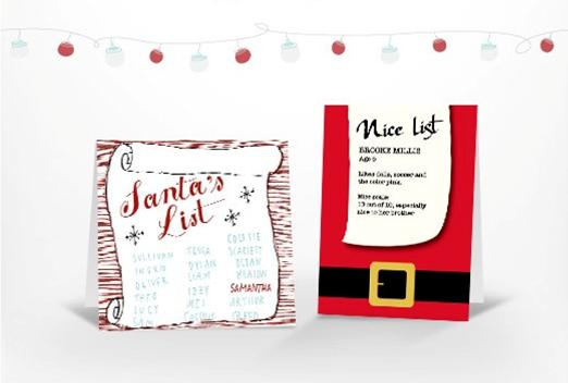 TODAY ONLY: FREE Personalized Santa Cards from Tiny Prints