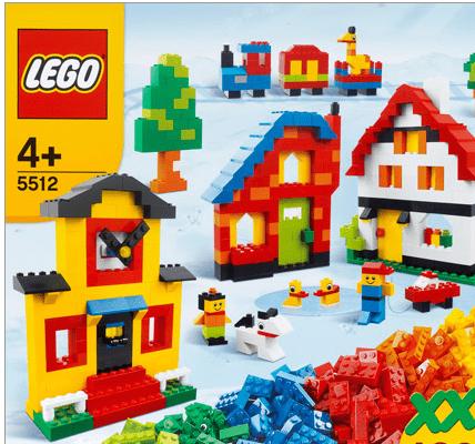 LEGO XXL 1,600 Piece Building Set Box $30