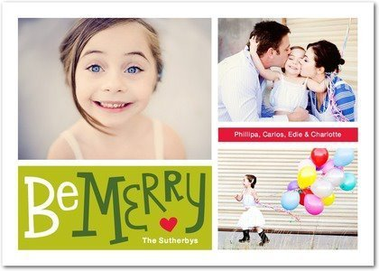 $5 off Holiday & Christmas Cards from Tiny Prints – 3 Hours Only! Gone!