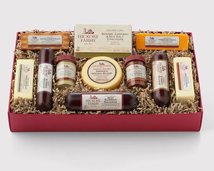 Hickory Farms – Review & Giveaway for Hickory Farms Gift Box ($50 Value)