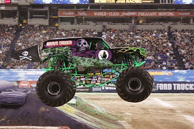 Monster Jam – $5 Kids Tickets with Adult Ticket