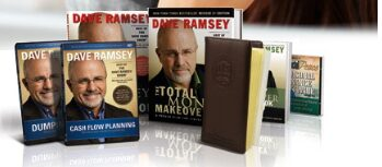 Dave Ramsey's Total Money Makeover Bundle – As low as $38.25 Shipped!