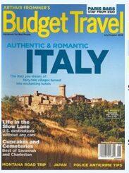 Budget Travel Magazine – $3.99 Year Subscription
