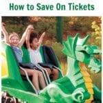 Legoland California Deal on Tickets