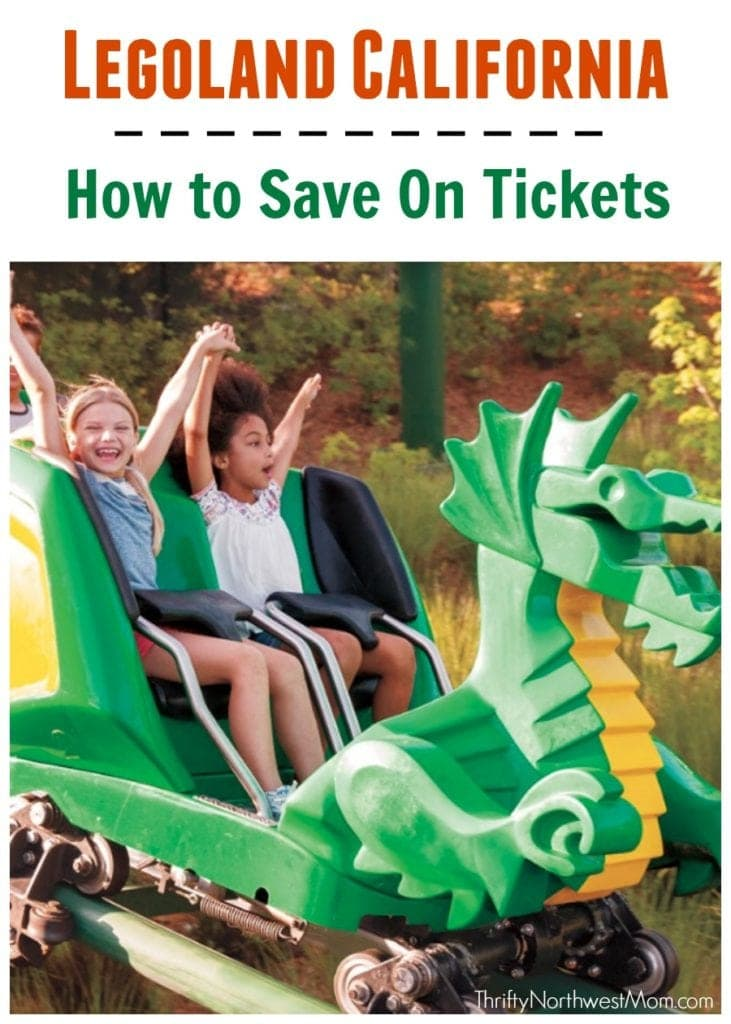 Legoland California Deal on Tickets
