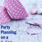 Parties For Less Plan Ahead and Shop the Sales