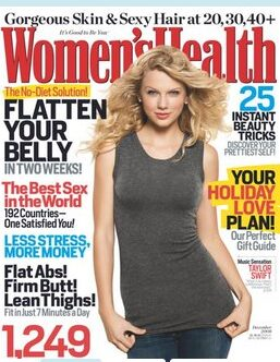 Women's Health Magazine – Year Subscription for $3.99