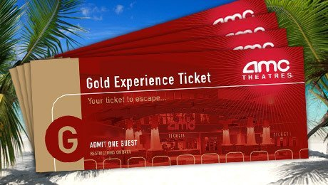 We Have Shared About Deals On These AMC Gold Experience Tickets In The Past And They Were Suppose To Not An Expiration Date Them So Wanted