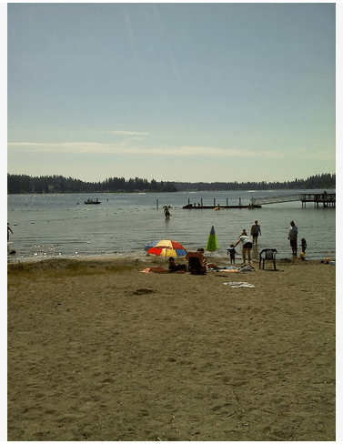Lake Goodwin – Perfect Lake For Young Children (& Big Kids Too)!