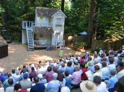 Cinderella & Snoqualmie Falls – Tickets $9 (In Beautiful Outdoor Setting)!
